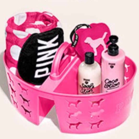 PINK Victoria\'s Secret Accessories | Vs Pink Shower Caddy | Poshmark